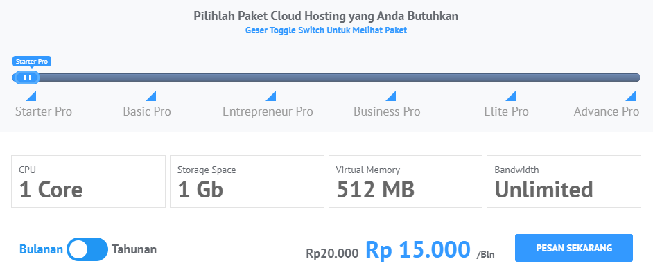 Cloud Hosting IdCloudHost